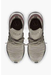 ARKK Copenhagen - Arkk Copenhagen - Buty. Nosek buta: okrągły. Zapięcie: sznurówki. Kolor: zielony. Materiał: włókno, tworzywo sztuczne