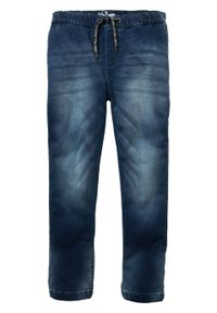 Niebieskie jeansy bonprix klasyczne