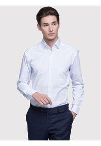Biała koszula biznesowa