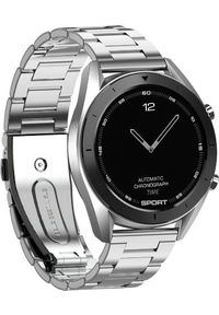 Srebrny zegarek Smart And You smartwatch