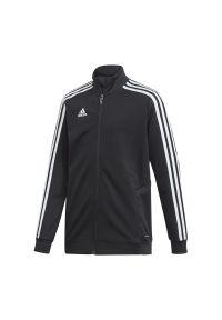 Bluza Adidas długa, z podwójnym kołnierzykiem