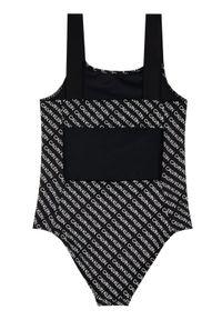 Czarny strój kąpielowy Calvin Klein Swimwear