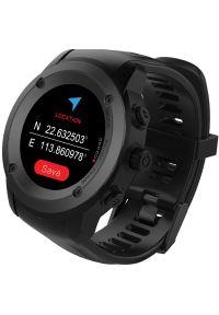 CELLY - Smartwatch Celly Maxcom Fitgo FW17 Czarny (FW17B). Rodzaj zegarka: smartwatch. Kolor: czarny