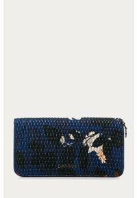 Niebieski portfel Desigual