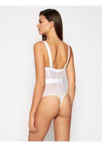 Białe body DKNY