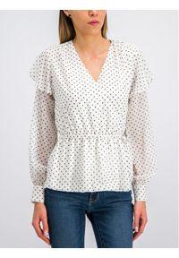 Biała bluzka DKNY