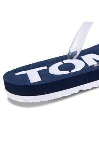 Białe japonki Tommy Jeans