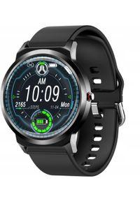 Smartwatch Slimy H6PRO Czarny (H6PRO). Rodzaj zegarka: smartwatch. Kolor: czarny