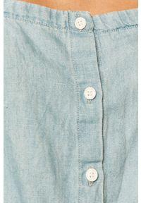 Niebieski kombinezon Levi's® krótki, casualowy