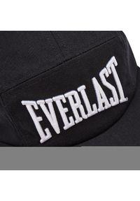 Czapka z daszkiem EVERLAST - Ota 786500-70 Black 8. Kolor: czarny. Materiał: materiał, bawełna