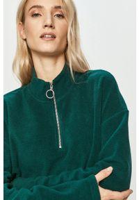 Zielona bluza Noisy may casualowa, na co dzień