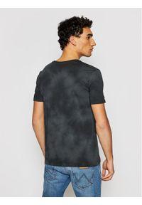 Alpha Industries T-Shirt Basic T Batik 116517 Czarny Regular Fit. Kolor: czarny