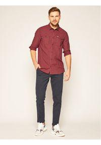 Czerwona koszula casual Tommy Jeans