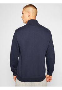 Niebieska bluza Lacoste #5