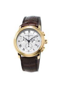 FREDERIQUE CONSTANT PROMOCJA ZEGAREK Chronograph FC-292MC4P5. Rodzaj zegarka: smartwatch. Styl: klasyczny, elegancki