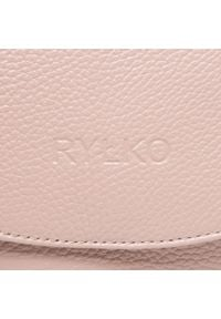 Ryłko - Torebka RYŁKO - R40373TB Różowy T6. Kolor: różowy. Materiał: skórzane