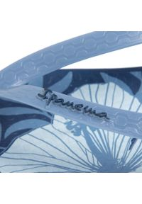 Niebieskie japonki Ipanema