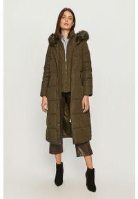 Oliwkowa kurtka Lauren Ralph Lauren na co dzień, casualowa