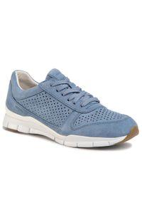 Geox Sneakersy D Sukie B D02F2B 00022 C4003 Niebieski. Kolor: niebieski