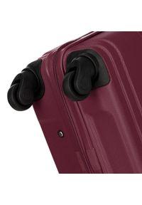 Czerwona walizka Wittchen klasyczna