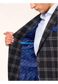 Pierre Cardin Marynarka Michel2 FF 62780/000/89009 Szary Regular Fit. Kolor: szary #9