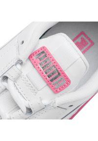 Białe buty sportowe Puma z cholewką, na co dzień