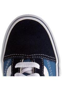 Vans Tenisówki Old Skool VN000D3HNVY Niebieski. Kolor: niebieski #4