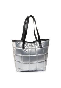 Srebrna torebka klasyczna Togoshi klasyczna