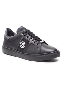 Baldinini Sneakersy 196346XVITE000000KNX Czarny. Kolor: czarny