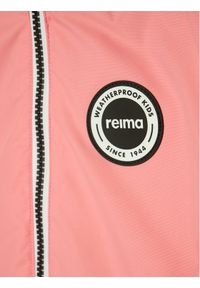 Różowa kurtka zimowa Reima