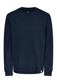 Niebieska bluza Only & Sons