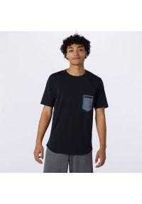 New Balance MT03173BGR. Materiał: tkanina, skóra, materiał, poliester. Długość rękawa: krótki rękaw. Długość: krótkie. Styl: sportowy