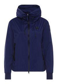 Niebieska kurtka przejściowa Blauer