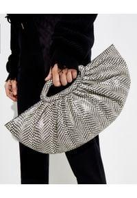 CULT GAIA - Skórzana torba Jada. Kolor: czarny. Materiał: skórzane