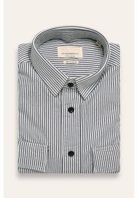 Biała koszula Tailored & Originals klasyczna, długa, z klasycznym kołnierzykiem