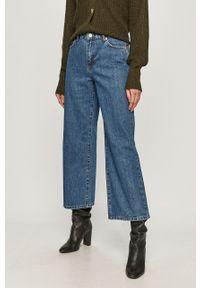 Niebieskie jeansy bootcut only