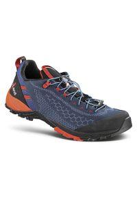 Kayland - KAYLAND Męskie buty trekkingowe ALPHA Knit Blue