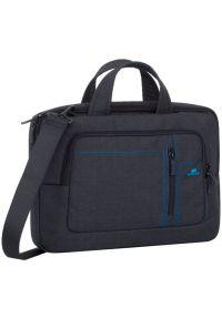 Czarna torba na laptopa RIVACASE #3