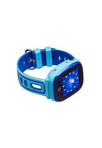 Niebieski zegarek GARETT
