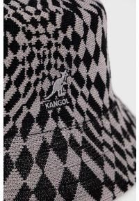 Kangol - Kapelusz. Kolor: czarny
