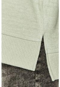 Miętowy sweter Haily's casualowy, na co dzień