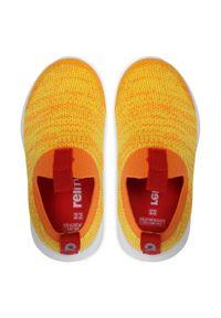 Reima - Sneakersy REIMA - Bouncing 569413-2440 Mango 2440. Zapięcie: bez zapięcia. Kolor: żółty. Materiał: materiał. Szerokość cholewki: normalna #7