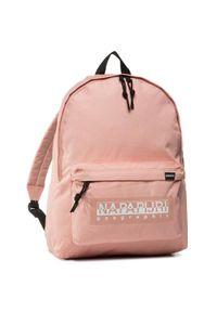 Różowy plecak Napapijri