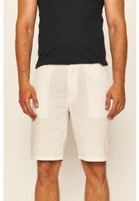 Białe szorty Only & Sons casualowe, na co dzień