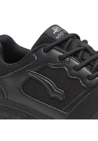Bagheera - Sneakersy BAGHEERA - Progress 86518-7 C0100 Black. Okazja: na co dzień. Kolor: czarny. Materiał: skóra, materiał. Szerokość cholewki: normalna. Styl: sportowy, casual
