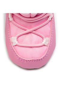 Moon Boot Śniegowce Crib 2 34010200004 Różowy. Kolor: różowy