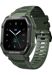 Smartwatch Bakeeley C16 Zielony. Rodzaj zegarka: smartwatch. Kolor: zielony