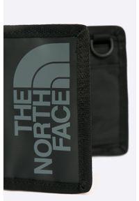 Czarny portfel The North Face