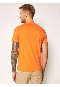 Pomarańczowy t-shirt Polo Ralph Lauren polo