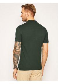 Zielona koszulka polo Lacoste polo